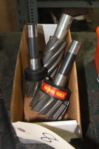 R8 MILLING CUTTERS