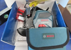 BOSCH PROFESSIONAL GLL50 LASER LEVEL