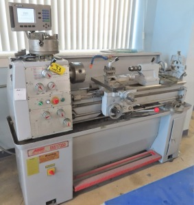 "MSC MDL. 09517350 13"" / 20"" X 40"" GAP BED ENGINE LATHE"