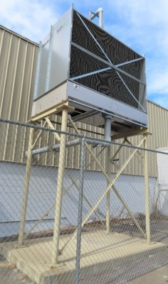 MARLEY SPX COOLING TOWER, 100 TON