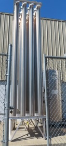 THERMAX MDL. SG140HF HEAT EXCHANGER