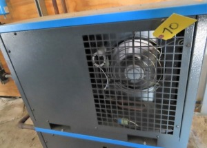 HANKINSON MDL. HPR100 REFRIGERATED AIR DRYER