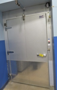 TAFCO WALK-IN REFRIGERATION / FREEZER BOX