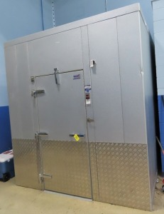 TAFCO MDL. 11-8-F-TRR WALK-IN FREEZER