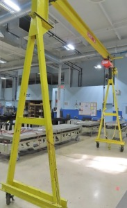 2 TON CAPACITY PORTABLE GANTRY SYSTEM