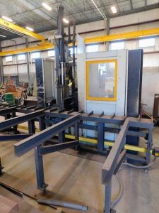 Ficep Model 1001D CNC Drilling Line [Located in Long Island, NY]
