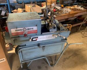 Collins Thread-O-Matic 22A Electric Pipe Threader [Located in Long Island, NY]