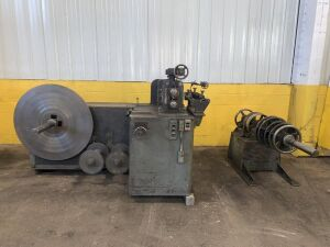 "18"" WIDE X 3"" ARBOR STANAT MDL S-180 SLITTING LINE (#13717) [LOCATED IN TOLEDO, OH]"