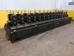"14-STAND X 2"" YODER M2 ROLLFORMER (#13721) [LOCATED IN TOLEDO, OH]"