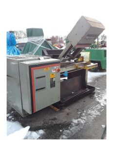MARVEL MV460-2 MEDIUM DUTY VERTICAL PRODUCTION BANDSAW [LOCATED IN WINDSOR LOCKS, CT]