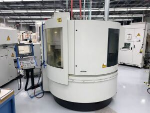 Mikron Model HSM-400U CNC 5-Axis High Speed Machining Center